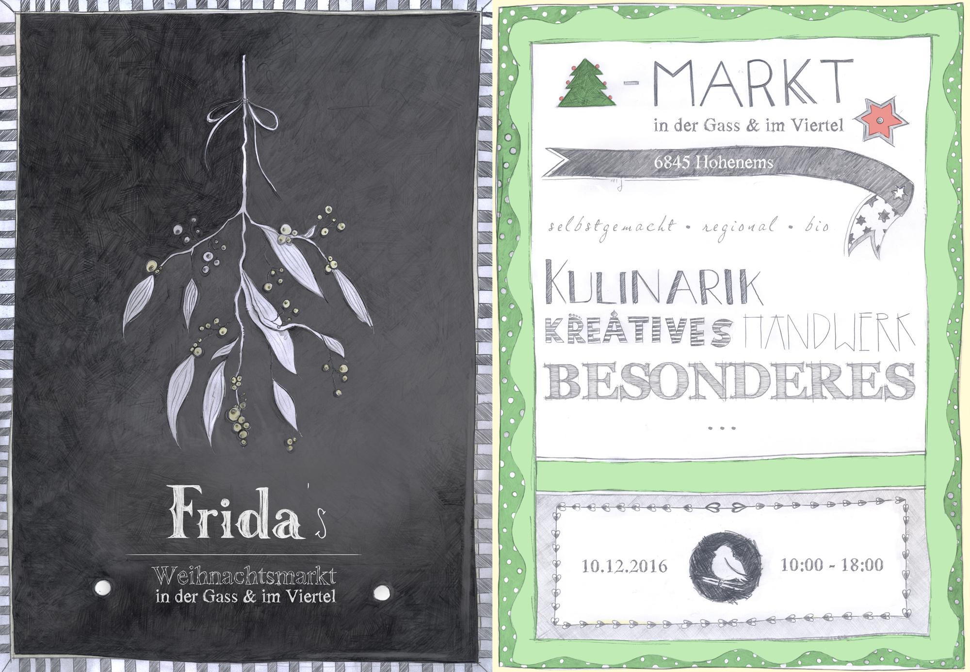 frida; bioladen; cafe; hohenems; unverpackt; weihnachtsmarkt;